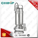 Bombas submergíveis automáticas do aço inoxidável para o Seawater (QDX3-20-0.75G)