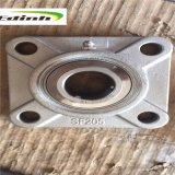 Rodamiento Sblf205 Sblf206 Ssucp Ssucf del bloque de almohadilla del acero inoxidable de los Ss Sblf