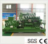 Behälter-leise grosse Energie niedriges B.t.u.-Gas-Generator-Set 600 Kilowatt