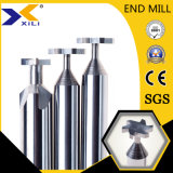 OEM ODM 4-20mm Tスロット炭化物の切断の製粉のツール