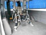 Sistema di fermo della sedia a rotelle per la sedia a rotelle della riparazione durante il bus Runing (X-801-1)