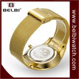 "Belbi 간단한 남자 ""방수 아날로그 시계에 강철 s 사업 Altra 얇은 시계"