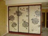 2004 Ano New MDF Roupeiro de madeira Closet / Walk-in-Closets