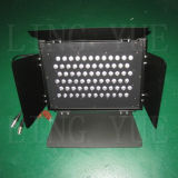 72X3w同価はアルミニウムプロフィールLEDのスタジオの照明できる