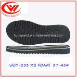 Подошва пены резины 2016 для ботинок продукта кожаный
