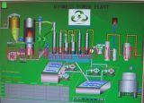 100m3 a 1500m3 a la hora de la máquina de gasificación de biomasa