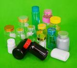 MD-196 bottiglia rotonda dell'animale domestico 500ml per la capsula