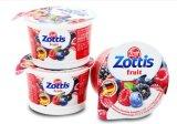 Productos de buena calidad Sellador plástico automático de la taza del yogur