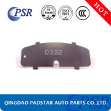 Placa de suportação de aço Q235 do fornecedor das almofadas de freio do caminhão