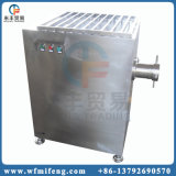 Machine de développement d'acier inoxydable de viande de rectifieuse industrielle de hache-viande