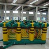Castello gonfiabile per i bambini