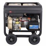 De enige Diesel van de Cilinder Lucht Gekoelde Generator van de Macht