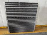 アルミニウム空気によって冷却される版および棒熱交換器のコア
