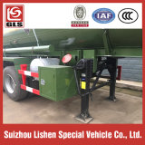 20000L三Axle Concentrated Sulfuric Acid Semi Trailer Tanker Truck