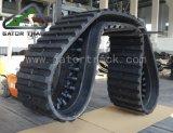 750X150X66 het RubberSpoor van de Machines van de bouw voor Morooka Mst2200