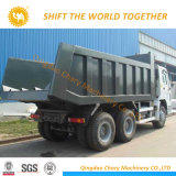 Sinotruk HOWO 6*4 30tonのダンプトラックのダンプカートラック