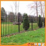 Perforado de acero galvanizado aluminio/lanza a través de la valla de jardín