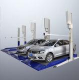 2 автомобиля столба/автоматического подъем стоянкы автомобилей