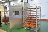 De constructeur d'approvisionnement la machine de fumeur de poulet directement/a fumé la Chambre de viande à vendre