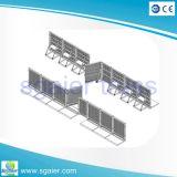 Sgaierの卸し業者のアルミニウム群集整理の障壁/群集の障壁のMojoの障壁