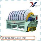 Com certificação ISO9001 GP Série Filtro de vácuo do disco