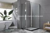 8mmのゆとりガラスの折るシャワー室