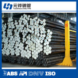 Tubulação de rachamento do aço sem emenda do carbono 159*4.5 para o serviço do petróleo