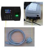 Sistema de Apontamento de Impressão Digital Biométrico transferir dados por WiFi (5000TC/WiFi)