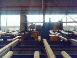 Perfil de aluminio de alta calidad Sistema de refrigeración con Strecher y Final vio