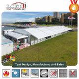 20m arch grand parti de plein air tente avec murs Galss pour 1000 personnes Événements