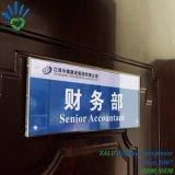 Verkehrsschild-Tür kennzeichnet AcrylSignage