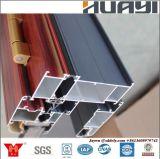 Patio plegable de aluminio Perfil de extrusión para la construcción de la decoración arquitectónica