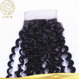Unverarbeitete Haar-Jungfrau-europäisches menschliches Keratin-Haar des Aaaaaaa Großverkauf-100%
