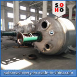 Rivestimento che riscalda il reattore chimico dell'acciaio inossidabile