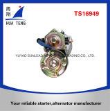 dispositivo d'avviamento di 24V 4.5kw per il motore Lester 18402 di Denso