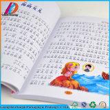 Книжное производство детей цветастой книги в мягкой обложке Softcover