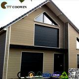 Panel de revestimiento compuesto de madera de la pared del exterior WPC