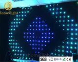 P18 RGB LEIDENE van het Gordijn Vison Verlichting van de Doek