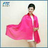 180*90cm de long foulard en soie 100% et les châles Serviette de plage