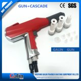 Spruzzo di polvere di Galin/scheda madre del rivestimento/della pittura/circuito stampato Board/PCB (TCL-K) con la pistola del rivestimento della polvere (GLQ-D-1R)