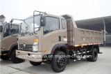 115HP Sinotruk Cdw 4X2 8t 판매를 위한 가벼운 덤프 트럭
