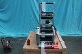 Máquina de etiquetado de la botella redonda de Mt-50semi-Automatic con la impresión/la máquina de etiquetado de papel de la etiqueta engomada
