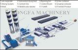 Hochbau-vollautomatischer Kleber-konkrete Ziegeleimaschine
