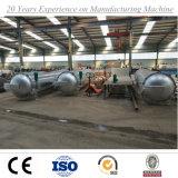 Autoclave industrial do vapor elétrico para a borracha e o composto
