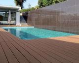 Haut Tensity WPC Composite Decking populaires plancher extérieur