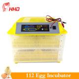Bon marché d'oeufs de poulet automatique de Mini-incubateur pour 100 oeufs