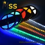 Garanzia due anni di 24V di CC di bianco del PWB LED di indicatore luminoso di striscia su luminoso