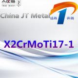 X2crmoti17-1 de Pijp van de Plaat van de Staaf van het roestvrij staal