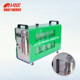 Oxyhydrogenガスによってニスをかけられるワイヤーはんだ付けする溶接機
