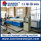6000psi CNCのWaterjet機械、SsシートのためのCNCのWaterjetカッター